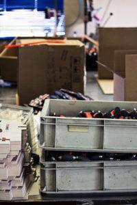 Assembleren en verpakken